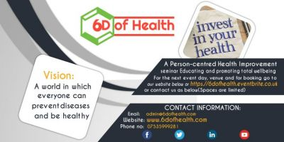 6D of health campaign